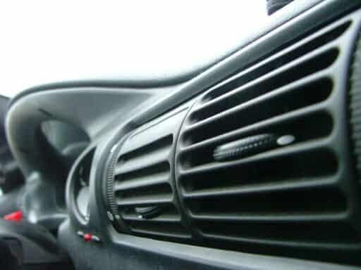 מזגן רכב