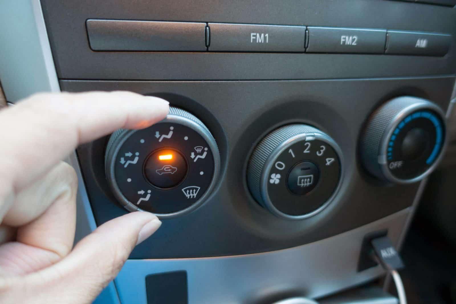 תיקון מזגן ברכב