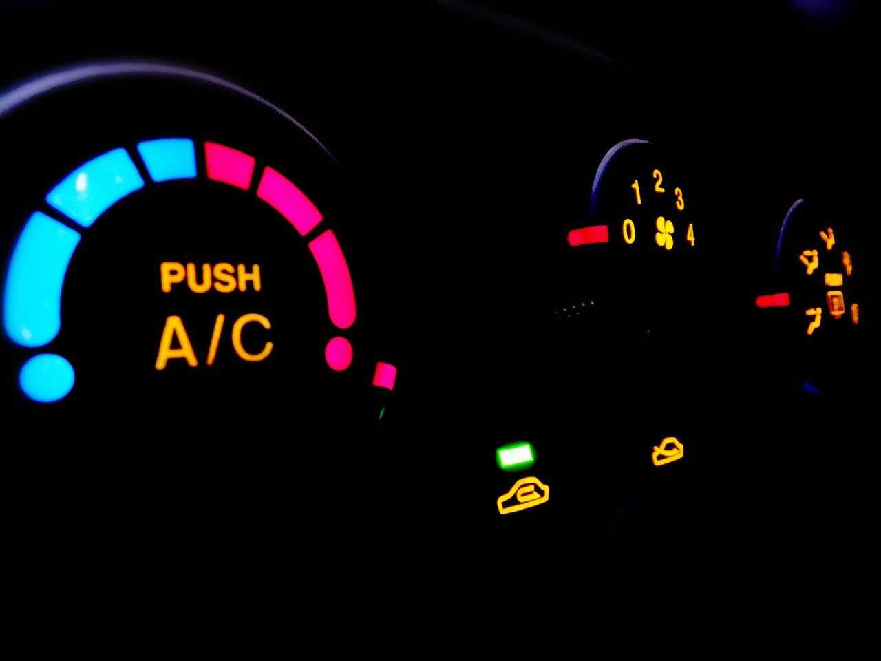 מדחס מזגן לרכב לא עובד