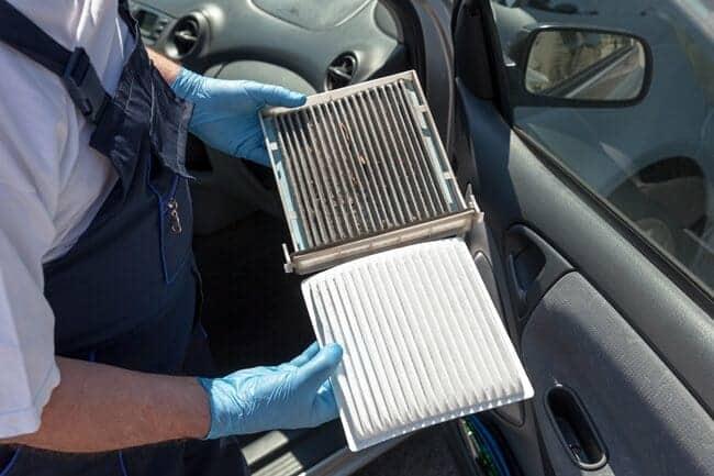 שטיפת מערכת מיזוג אוויר